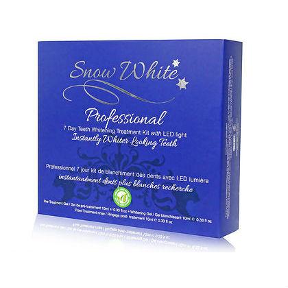 Kit de blanchiment des dents - Snow White