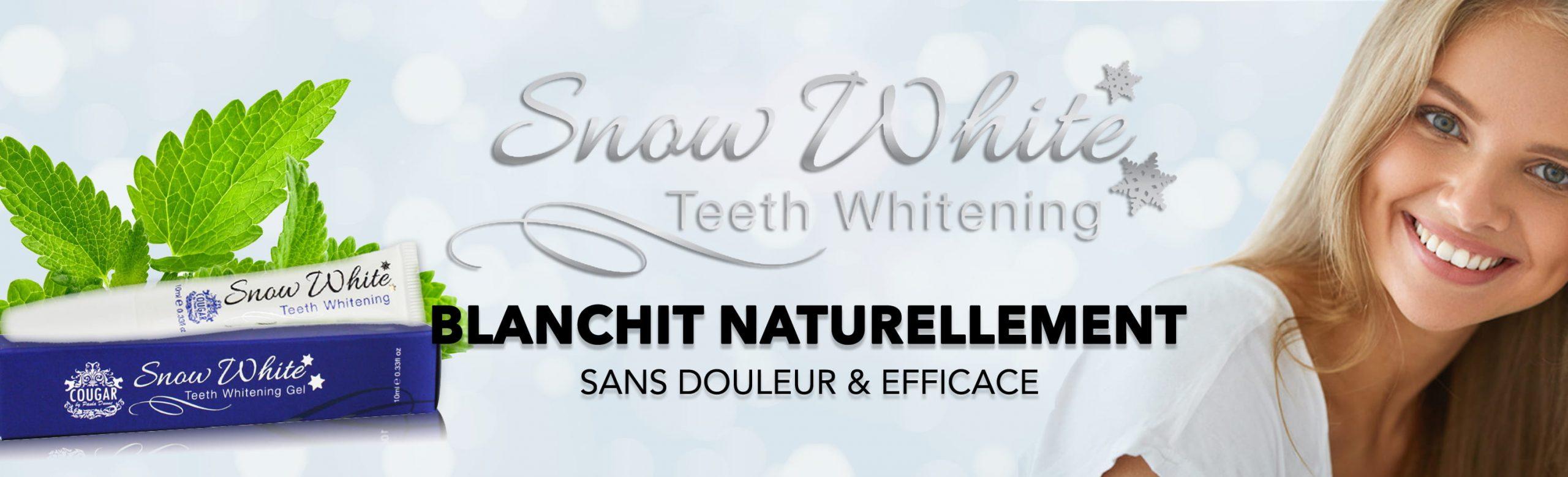 Kits de blanchiment des dents naturelles qui donnent des résultats exceptionnels.